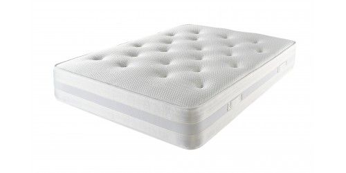 Cashmere Pocket 2000 Pocket Sprung 6ft Super King Mattress