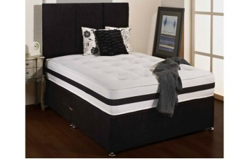 Buckingham 1000 5ft Pocket Sprung Divan Set