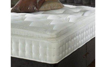 Kensington 3000 3ft Single Pocket Sprung Pillow Top Mattress