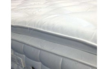Kensington 3000 4ft Small Double Pocket Sprung Pillow Top Mattress