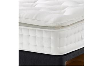 Kensington 3000 2ft6 Small Single Pocket Sprung Pillow Top Mattress