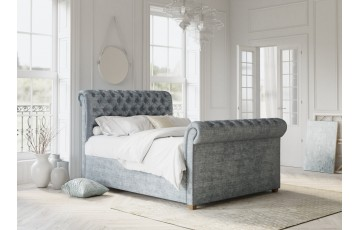 Cadiz Upholstered 5ft Bed Frame