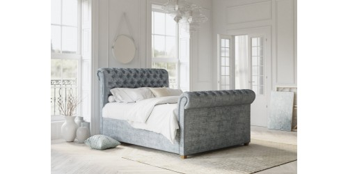 Cadiz Upholstered 6ft Bed Frame