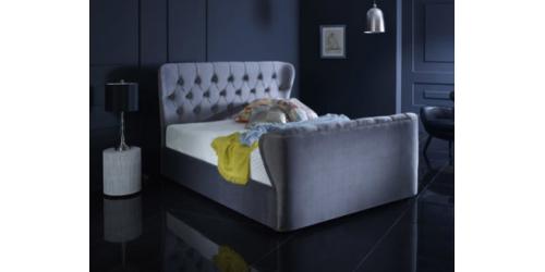 Hilton Upholstered 3ft Single Bed Frame