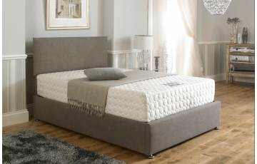 Yasmin Upholstered 4ft Small Double Bed Frame