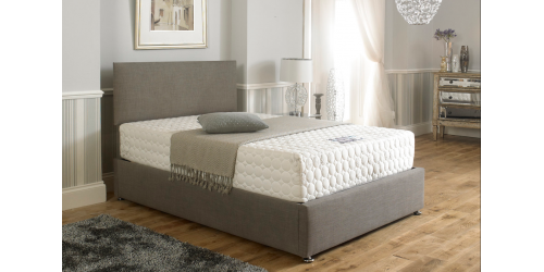 Yasmin Upholstered 3ft Single Bed Frame