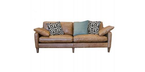 Hoxton Maxi Leather Sofa