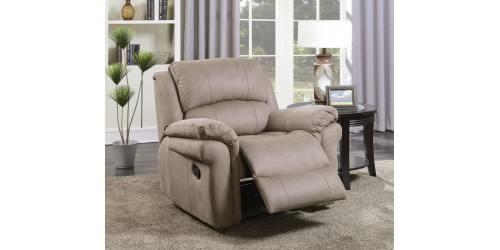 Farnham Taupe Reclining Chair  - In Stock!!!