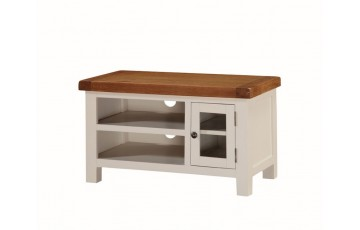 Henley Painted Oak Small TV Unit