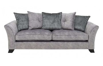 Hetty 4 Seater Pillowback Sofa