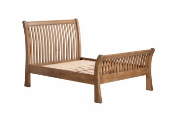 Bonaire 4ft 6 Wooden Bedframe