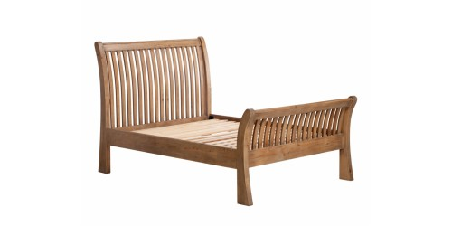 Bonaire 5ft Wooden Bedframe