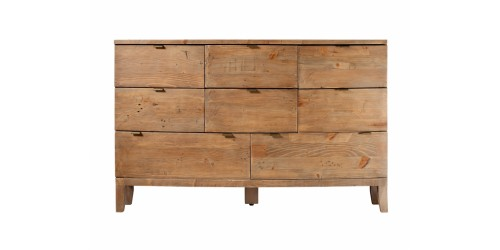 Bonaire 8 Drawer Wide Chest