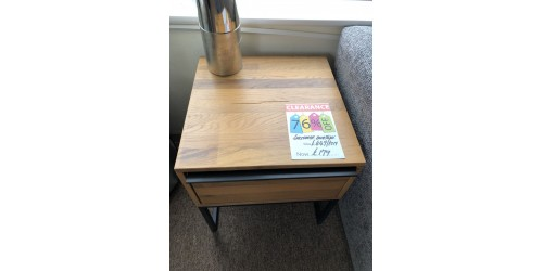 Salcombe Lamp Table - SHOP FLOOR CLEARANCE!!!