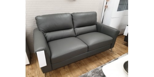 Willow Italian Leather 3 seater sofa - SHOP FLOOR CLEARANCE!!!