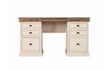 Canterbury Office Painted Large Wooden Desk
