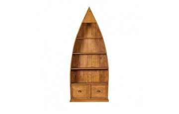 Cranfield Office Dinghy Bookcase