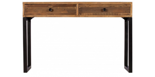 Nassau Console Table - Solid Reclaimed Wood