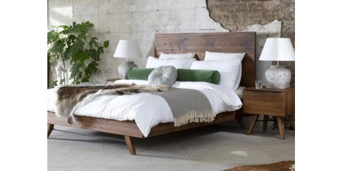 Rushton 5ft Oak Bedframe