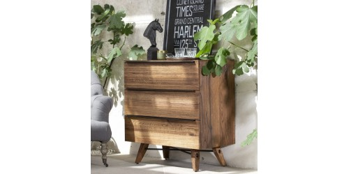 Rushton 3 Drawer Chest