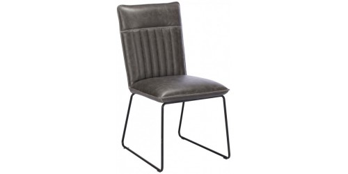 Coba Dining Chair in Grey