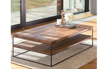 Saka Oak Coffee Table