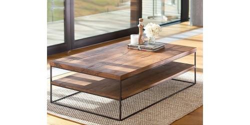 Saka Oak Coffee Table