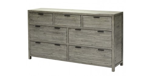 Toronto 7 Drawer Wide Chest