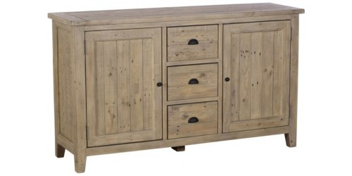 Vienna Reclaimed Wood Wide Sideboard