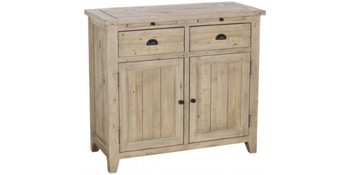 Vienna Reclaimed Wood Narrow Sideboard