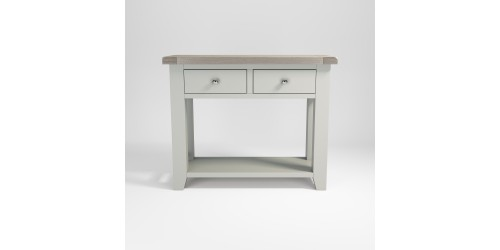 Montreal 2 Drawer Console Table
