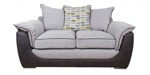 Dillon Pillowback 2 Seater Sofa