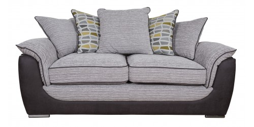 Dillon Pillowback 3 Seater Sofa