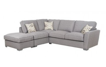 Farnborough High Back Corner Sofa