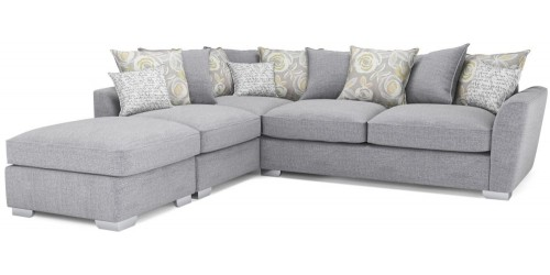 Farnborough Pillowback Corner Sofa