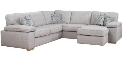 Memphis Fully Modular Corner Sofa