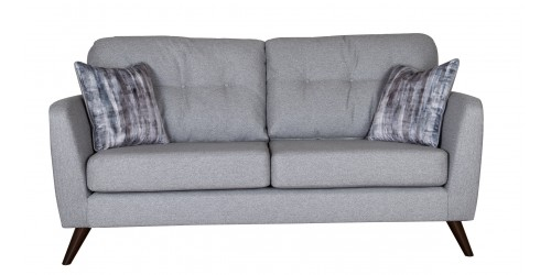 Ted Fabric 3 Seater Sofa