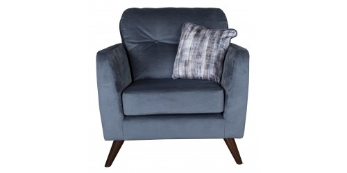 Ted Fabric Armchair