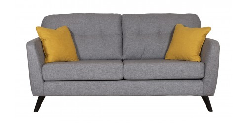 Ted Fabric 2 Seater Sofa