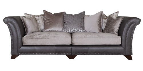 Valerie 4 Seater Sofa