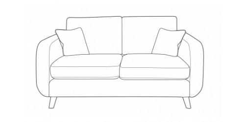 Maia 2 Seater Sofa