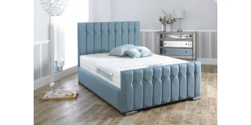 Charlotte Upholstered 4ft6 Bed Frame