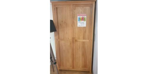 Sherwood Wardrobe - SHOP FLOOR CLEARANCE