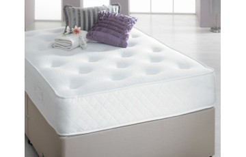 Balmoral Open Coil Sprung 6ft Super King Size Mattress