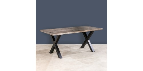 New Orleans 180cm Reclaimed Wood Dining Table