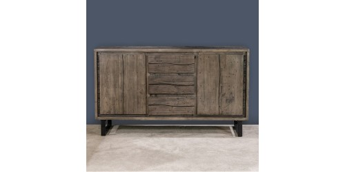New Orleans Reclaimed Wood Sideboard
