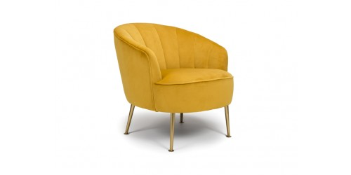 Sammy Apricot Occasional Chair