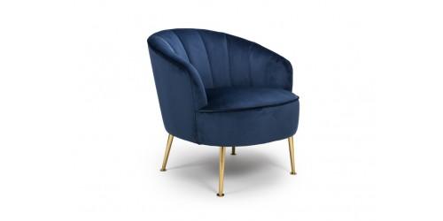 Sammy Navy Occasional Chair