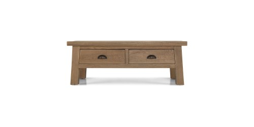 Austin Coffee Table with Drawers