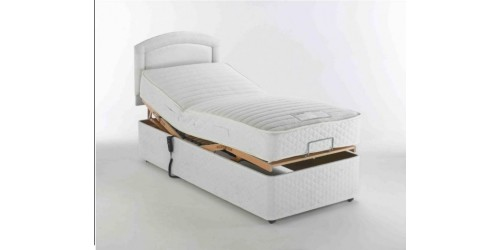 Furmanac Mibed Alpina 5ft (2 x 2ft6 linked) Electrically Adjustable Bed